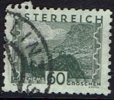 Österreich 1932, MiNr.: 542, Gestempelt - Usados