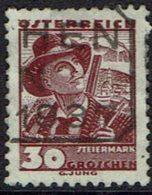 Österreich 1934, MiNr.: 577, Gestempelt - Usados