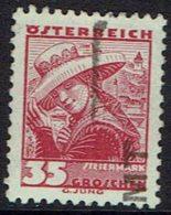 Österreich 1934, MiNr.: 578, Gestempelt - Usados