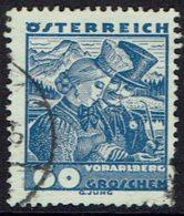 Österreich 1934, MiNr.: 581, Gestempelt - Usados