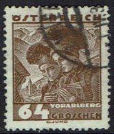 Österreich 1934, MiNr.: 582, Gestempelt - Usados