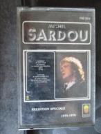 K7  -MICHEL SARDOU -LA VIEILLE - Audio Tapes