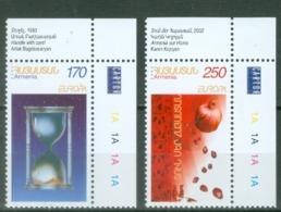 Armenia 2003; Europa Cept, 228-229.** (MNH) - Europa-CEPT