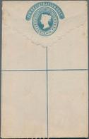 Großbritannien - Ganzsachen: 1848/1902 QUEEN VICTORIA Ca. 390 Unused And Used Postal Stationeries, P - 1840 Mulready-Umschläge