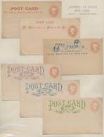 Großbritannien - Ganzsachen: 1870/1951 QV, KEVII, KGV + KGVI Special Postal Stationery Collection Of - 1840 Mulready-Umschläge