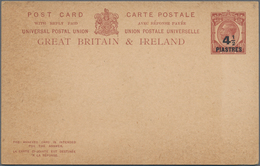 Großbritannien - Ganzsachen: 1893/1922 16 Unused And Used Postal Stationary, All Issues For The Brit - 1840 Mulready-Umschläge