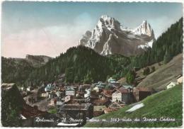 W4850 Panorama Del Monte Pelmo Visto Da Zoppe Di Cadore (Belluno) / Viaggiata 1955 - Italia