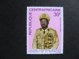 A). République Centrafricaine - TB PA N° 54, Neuf XX. - Centrafricaine (République)