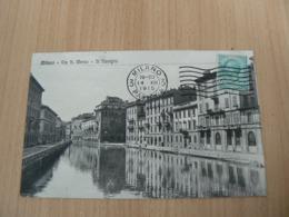 CP 102 / ITALIE / MILANO MILAN   / CARTE VOYAGEE - Milano