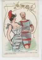 "Illustrateur MARS - Jolie Carte Fantaisie Couple Baigneuse ""LA MER & SON PUBLIC "" - Illustratori & Fotografie"