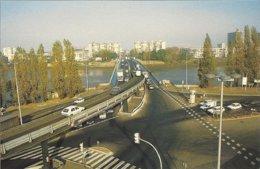 44 NANTES       PLACE DE PIRMIL 1983      ( LE TOBOGAN POUR VOITURES ) - Nantes