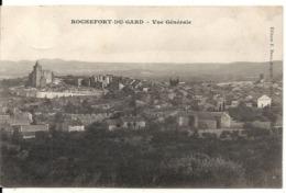 VUE GENERALE - Rochefort-du-Gard