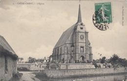 Chêne-Chenu.  L'Eglise - France