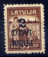 LETTONIE - 64* - ANNIVERSAIRE DE LA LIBERATION DE RIGA - Lettonie
