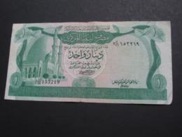 1 Dinar - LIBYE 1984 - Central Bank Of Libya **** EN ACHAT IMMEDIAT **** - Libya