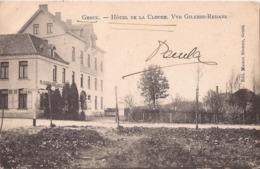 GENCK GENK 1908 HOTEL DE LA CLOCHE VVE GILKENS REMANS ED. MAISON STULENS PH. MARCOVICI BRUXELLES ZIE 2 SCANS - Genk
