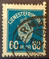 NORWAY 1926 - Canceled - Sc# O7 - 60o - Servizio