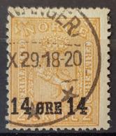 NORWAY 1929 - Canceled - Sc# 149 - Norvège