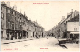 88 REMIREMONT - Grande Rue - Remiremont