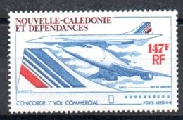 Nle CALEDONIE - YT N° 169 - Neuf * - MH - Cote: 14,70 € - Airmail