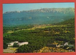 """CP61 83 NANS LES PINS  2948  Centre De Gérontologie St François Et Hotel  """"Le Mont Aurélien """"  Année 1987 - Nans-les-Pins"""