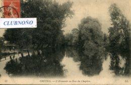 CPA -  CRETEIL - L'ABREUVOIR AU BRAS DU CHAPITRE - Creteil