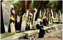 CONTANTINOPLE - Cimetière Turc à Scutari - Turkey