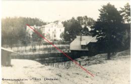 Wilna - Genesungsheim  -LITUANIE - VILNIUS - WWI  - Carte Photo Allemande (1914-1918) - Lithuania