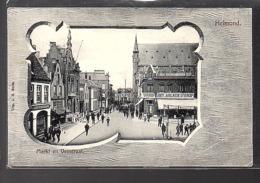 1907 'Uitverkoop Groote Jaarlijksche Uitverkoop Terheuyden  En Waals' (Mantemagazijn)  (69-13) - Helmond