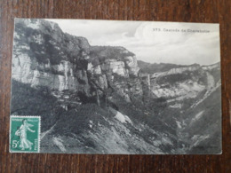 L19/763 Cascade De Charabotte - Hauteville-Lompnes