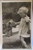 Tiere, Zoo Leipzig, Die Kleine Tierfreundin, 1941  - Autres