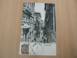 CP 103 / ITALIE / GENOVA / CARTE VOYAGEE - Genova