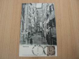CP 103 / ITALIE / GENOVA / CARTE VOYAGEE - Genova (Genoa)