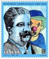 Italia Repubblica 2019 Ruggiero Leoncavallo Euro 1,10 MNH** Integro - 6. 1946-.. República