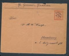 Privatpost Alter Beleg -geknickt   (zu1729  ) Siehe Scan - Posta Privata