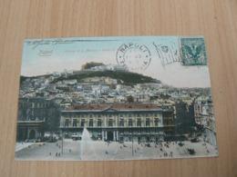 CP 103 / ITALIE / NAPOLI NAPLES / CARTE VOYAGEE - Napoli