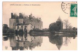 CPA LEGE Chateau De Boischevalier - Legé