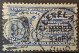 USA 1911 - Canceled - Sc# E8 - Special Delivery - Entregas