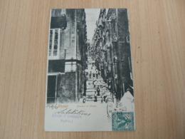 CP 103 / ITALIE / NAPOLI NAPLES / CARTE VOYAGEE - Napoli (Naples)
