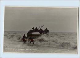 N3430/ The Hastings Liveboat  Rettungsboot Foto AK  Photo By Judges  Ca.1912 - Zonder Classificatie