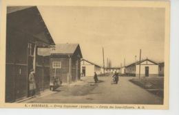 BORDEAUX - AVIATION - CAMP GUYNEMER - Cercle Des Sous Officiers - Bordeaux