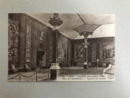LYON Exposition Internationale 1914 Salon De L'ameublement Tapisseries Des Gobelins - Unclassified