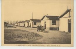 BORDEAUX - AVIATION - CAMP GUYNEMER - Allée Centrale - Bordeaux