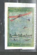 Vignette 1er Groupe D'aviation - Erinnophilie