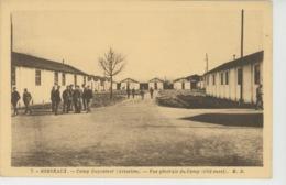 BORDEAUX - AVIATION - CAMP GUYNEMER - Vue Générale Du Camp - Bordeaux