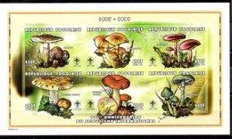 Tchad Serie Completa N ºYvert 1610BC/BH ** SETAS (MUSHROOMS) - Togo (1960-...)
