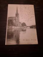 Cartolina Postale, Postcard 1899, Haarlem, Het Spaarne - Haarlem