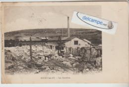 BUCEY-les-GY : Les Carriéres .(coin Faible) Bergeret. - France