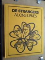 DE STRANGERS > Al Ons LIEKES ( Ekstra Produkties - Halle Antwerpen ) 1982 ( > Nieuw ) >> Drukk. Antigoon ! - Libros, Revistas, Cómics