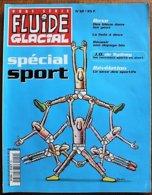 MAGAZINE FLUIDE GLACIAL Hors Série N° 12 - Spécial Sport - 2000 - Fluide Glacial